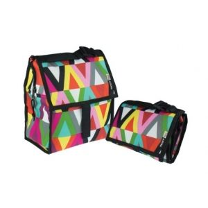 צידנית רכה מתקפלת 4.4 ליטר Freezable Lunch Bag