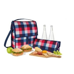 צידנית רכה מתקפלת 8.2 ליטר Freezable Picnic Bag